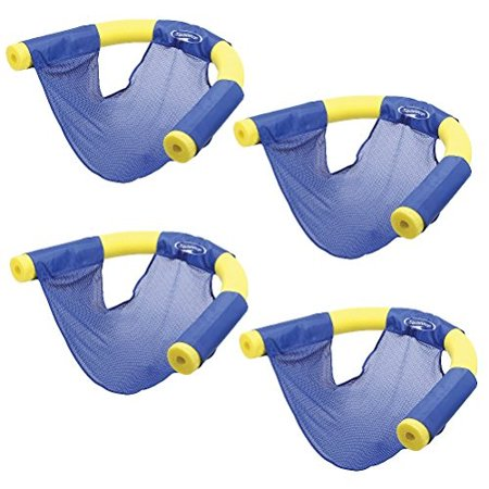 Set 4 Swimways Summer Fun Floating Pool Noodle Sling