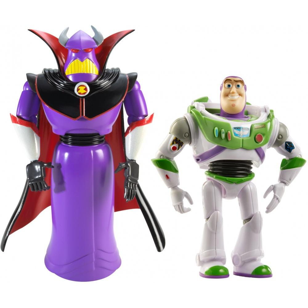 Disney/Pixar Toy Story Buzz Lightyear Vs. Emperor Zurg