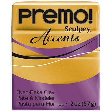 Premo Sculpey Polymer Clay, (Glass Polymer Clay)