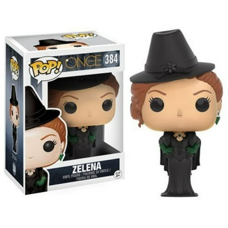 Funko Pop  Television Once Upon A Time   Zelena