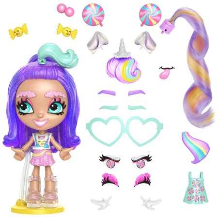 Lotta Looks Cookie Swirl Rainbow Sugar Rush Gift Set with 20+ Pieces