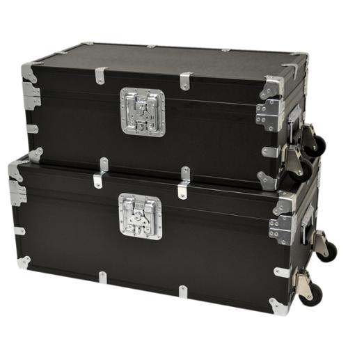 Artisans Domestic Ultimate Rolling Airline and Travel Trunk 32 inch