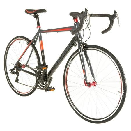 Vilano TUONO Aluminum Road Bike 21 Speed Shimano - Walmart.com