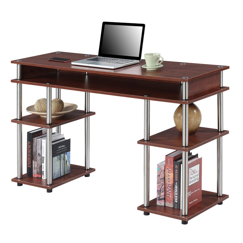 Convenience Concepts Designs2go No Tools Student Desk In