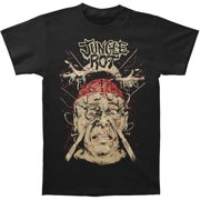 Jungle Rot Men's  Surgical Revenge T-shirt Black