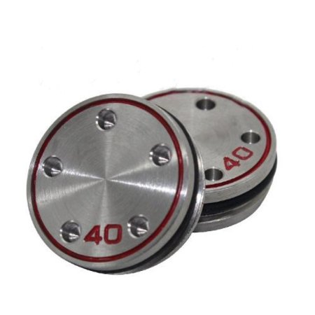 HIFROM(TM) 2 X 40g Golf Weights for Titleist Scotty Cameron California Newport Kombi (Scotty Cameron Futura X Dual Balance Review)