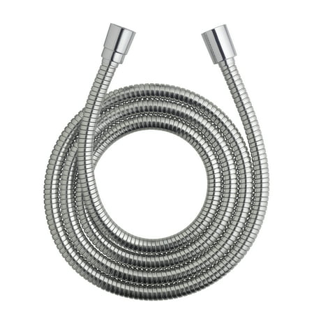 Waterpik HOS-960M Universal Extra-Long 8-ft. Metal Shower Hose for Hand Held Shower Heads