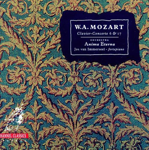Mozart-Piano Concerto 6 & 17
