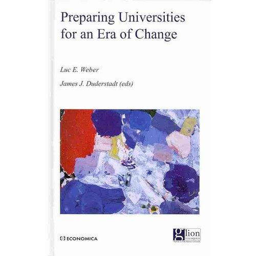 Preparing Universities for an Era of Change