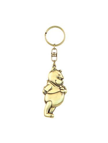 Winnie The Pooh Brass Key Chain