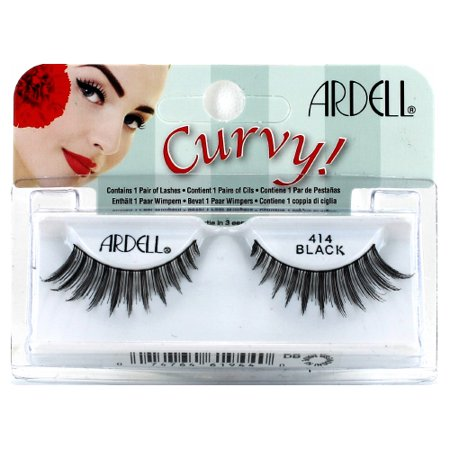 7467b0dd358 ARDELL Lashes Curvy Collection - Black 414 - image 1 of 1 zoomed image