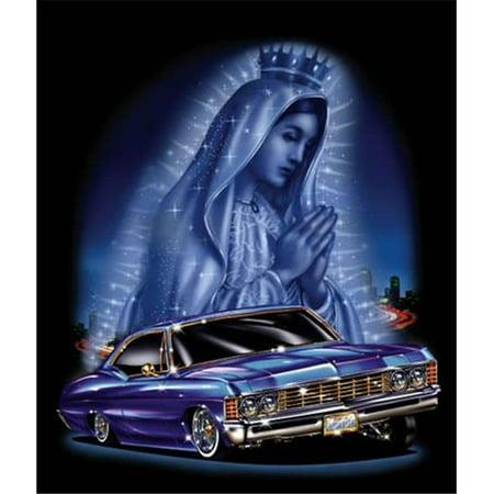 1082-08x10-RE 8 x 10 in. Virgin City Religious Poster Print - image 1 de 1