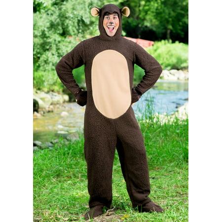 Plus Size Bear Costume (Women's Plus Size Panda Bear Baby Costumes)