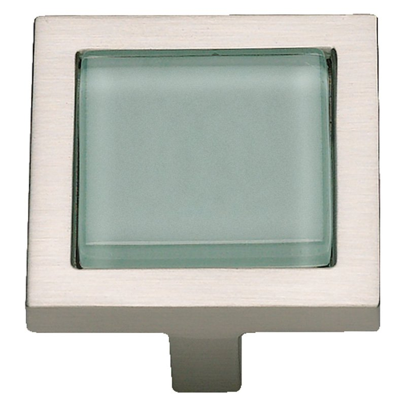 Atlas Homewares Spa Collection Square Cabinet Knob