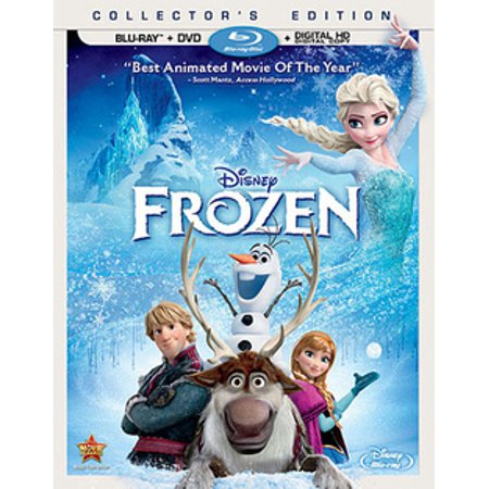 Frozen (Blu-ray)](cheapest price for frozen dvd)