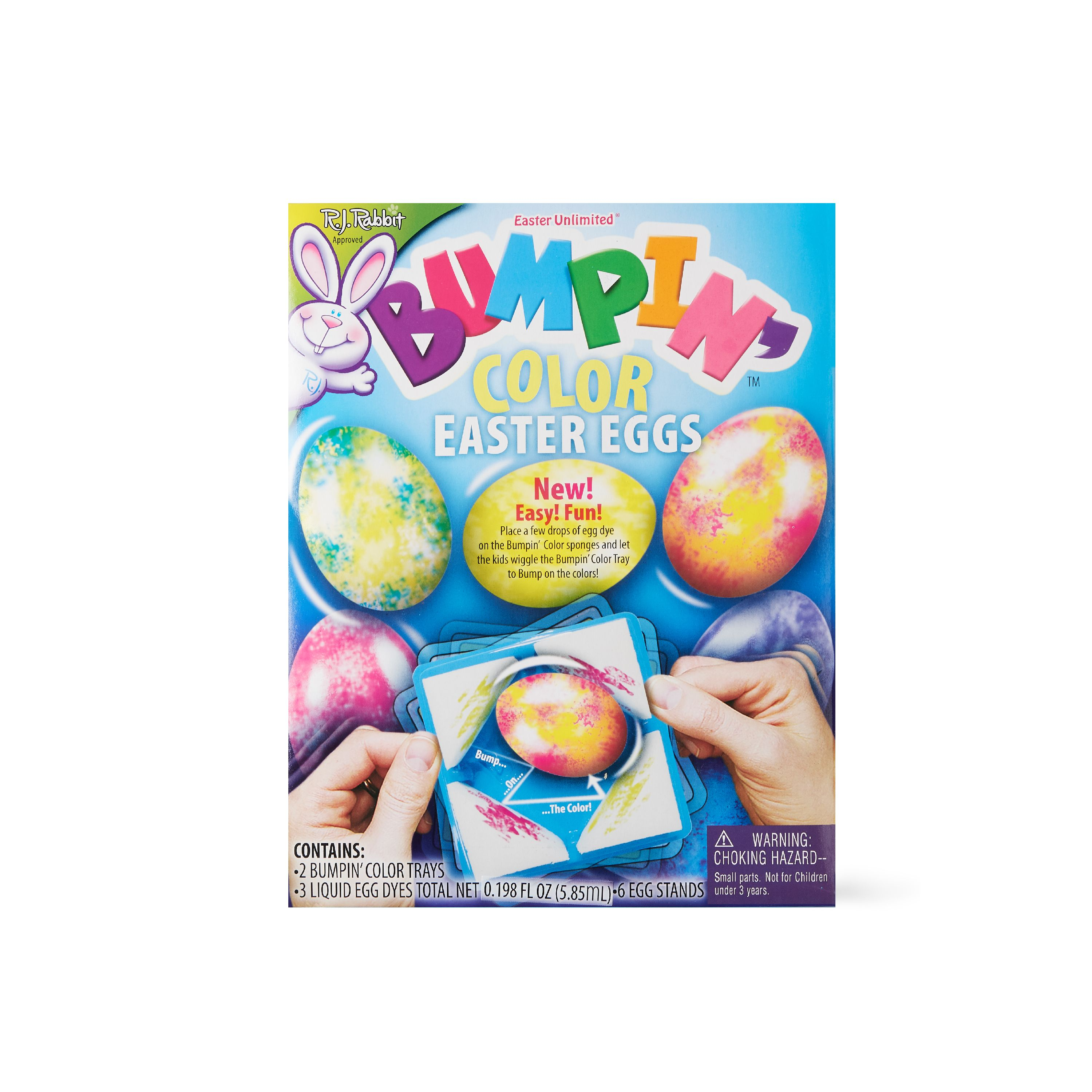 Bumping Color Easter Egg Dye Kit by Easter Unlimited