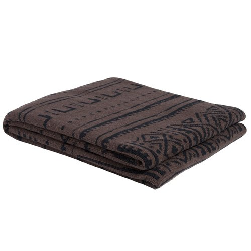 Bungalow Rose Raymo Reversible Mudcloth Throw