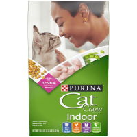 3.15-lb Purina Cat Chow Hairball, Healthy Weight, Indoor Dry Cat Food, Indoor