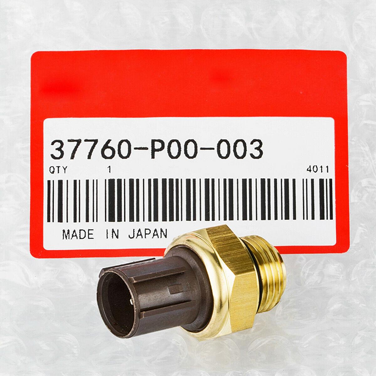 X AUTOHAUX Car Coolant Water Temperature Sensor 37760-P00-003 for ...