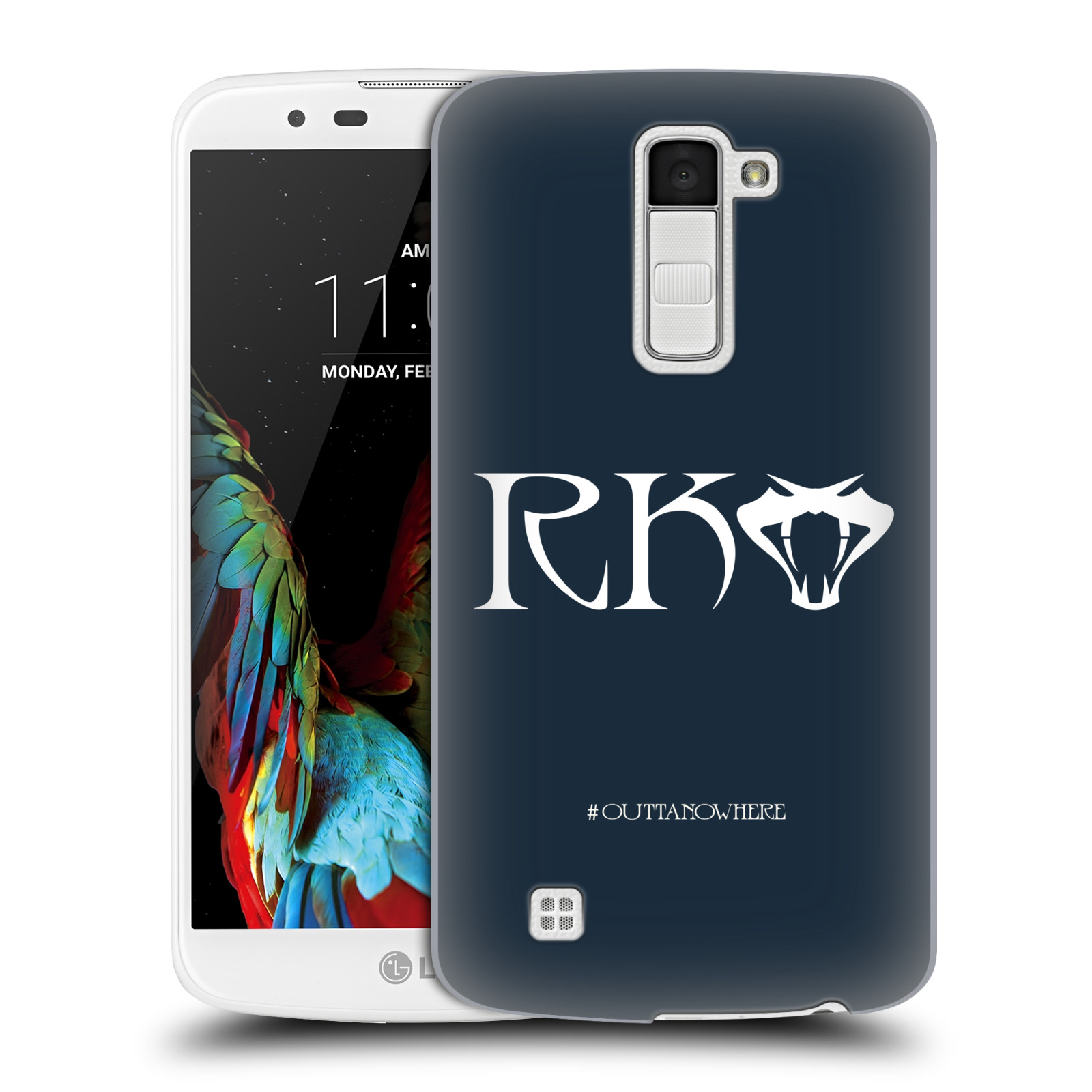 OFFICIAL WWE RANDY ORTON HARD BACK CASE FOR LG PHONES 3