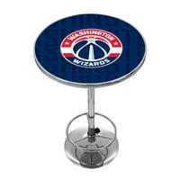 NBA Chrome Pub Table - City - Washington Wizards