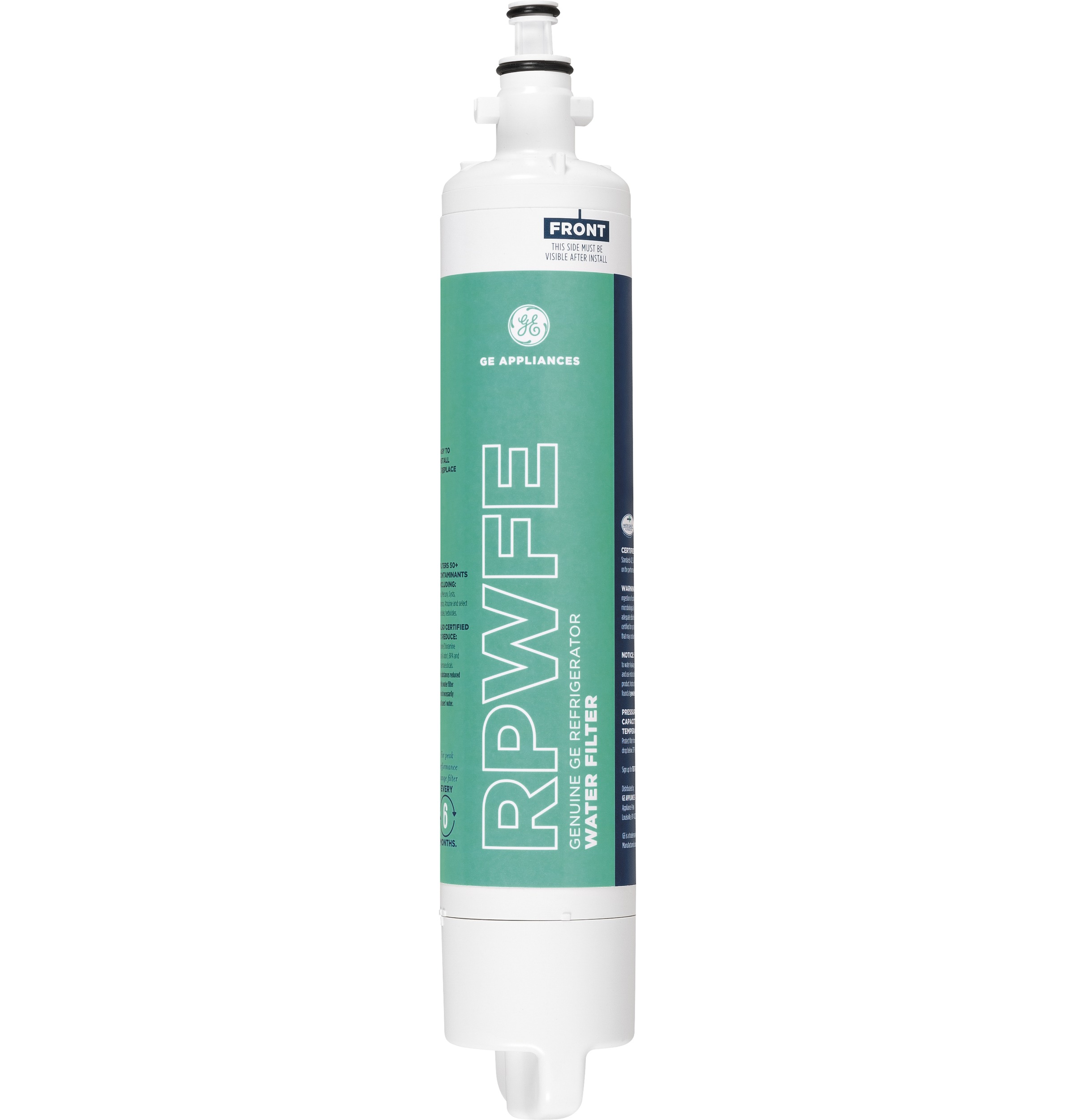 GE RPWFE Replacement Refrigerator Water Filter Cartridge # RPWFE by GE