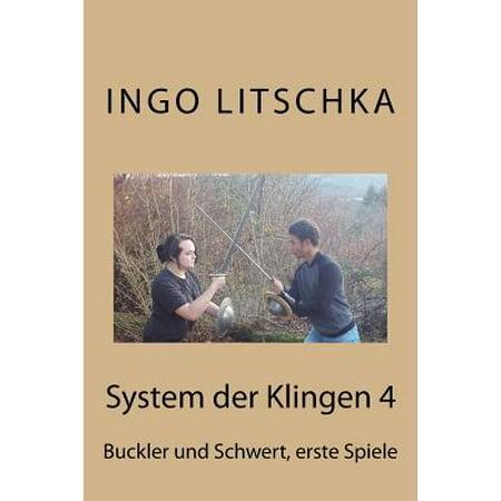 System Der Klingen 4 : Buckler Und Schwert, Erste Spiele - Wash Buckler