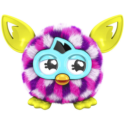 Furby Furbling Creature, Pink Cubes by Hasbro