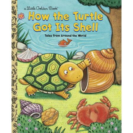 How the Turtle Got Its Shell Hon Return Shell