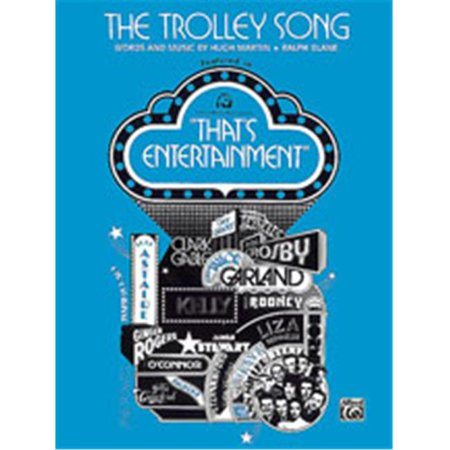 Halloween Songs 00 (Alfred 00-T6600TPV The Trolley Song From Meet Me in St.)