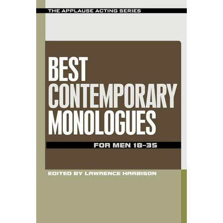Best Contemporary Monologues for Men 18-35 -