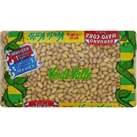 Verde Valle Peruvian Mayocoba Beans, 3 oz, (Pack of 12) (Small Beans Halloween)
