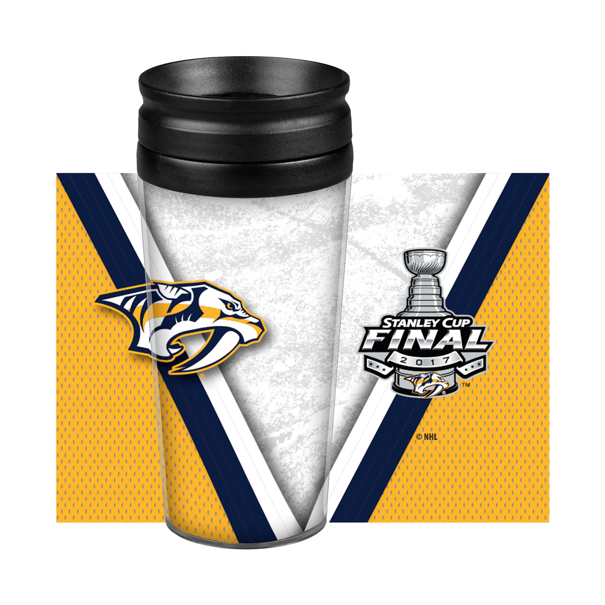 Nashville Predators 14oz Nhl/s Cup 17 W Bnd Fw Tr Tmx12