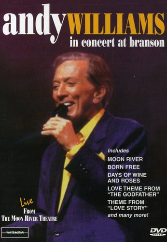 Andy Williams: In Concert at Branson by Kultur Films Inc.