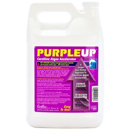 Purple Up Coraline Algae Accelerator 1 Gallon