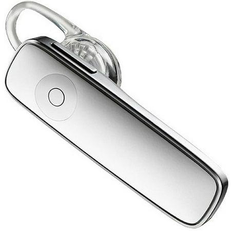 Plantronics M165 Marque 2 Bluetooth Headset, White by