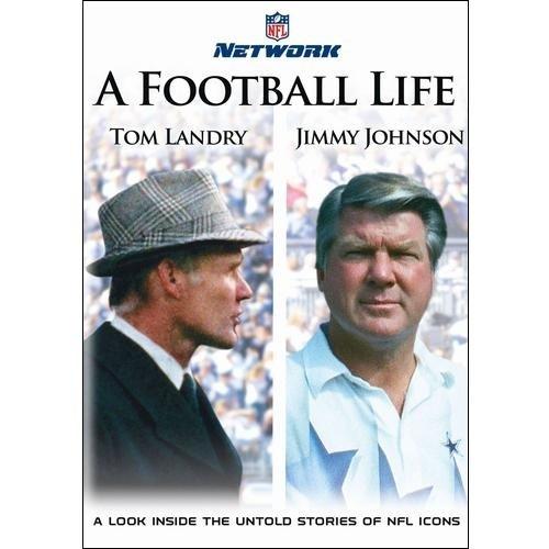 NFL Network: A Football Life - Tom Landry / Jimmy Johnson