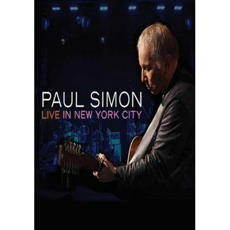 Paul Simon: Live in New York City - Halloween Restaurant In New York City