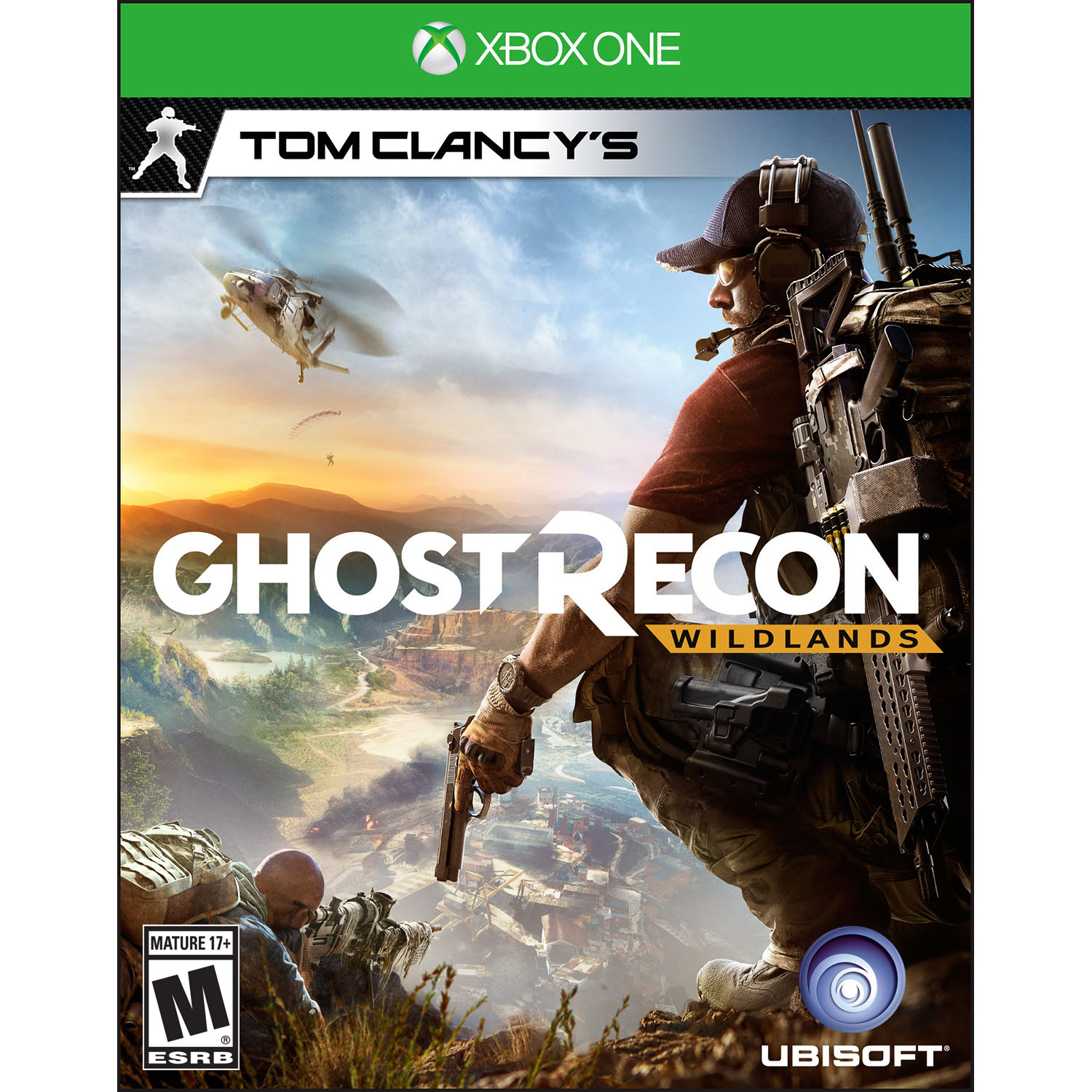 Ghost Recon Wildlands - Pre-Owned (Xbox One)
