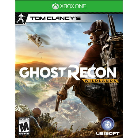 Ubisoft Ghost Recon Wildlands - Pre-Owned (Xbox One)