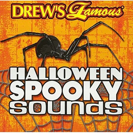 Halloween Spooky Sounds (Various Artists) (CD) - Happy Halloween Spooky Music