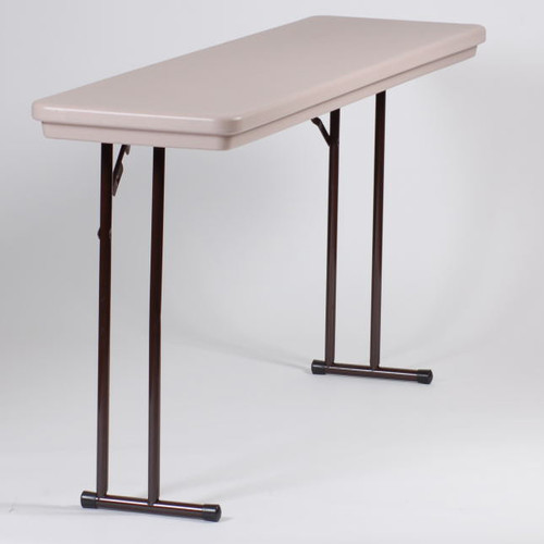 Correll Inc Rectangular Folding Table Walmart Com