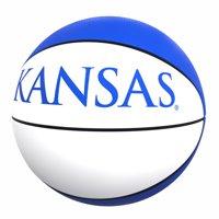 Kansas Jayhawks Official-Size Autograph Basketball