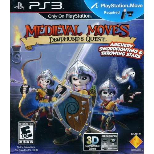 Medieval Moves: Deadmund's Quest - PS Move only (PS3)