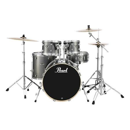 Pearl EXX725S/C708 Export Series 5-Piece Drum Kit, Grindstone (Pearl Export Series 6 Piece Drum Kit)