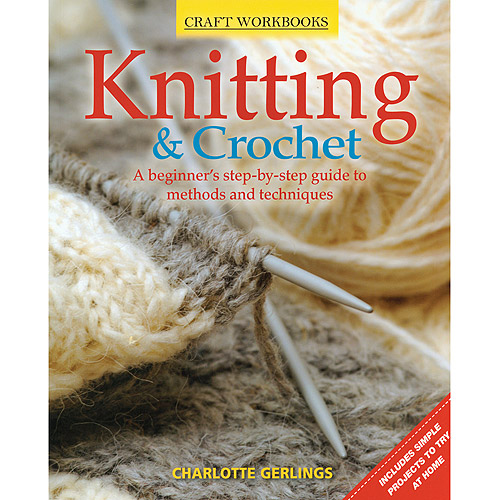 Design Originals Knitting & Crochet A Beginner's Guide