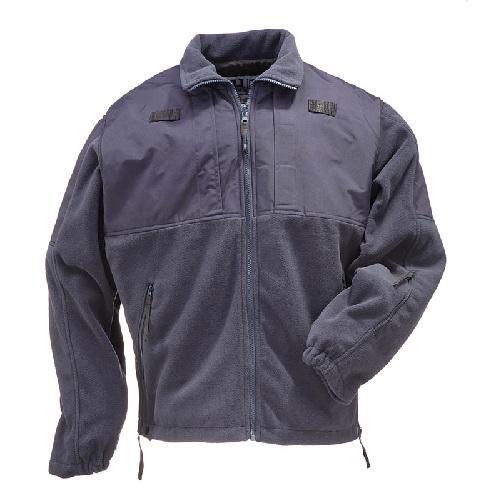 5.11 Tactical 48038 Fleece Jacket, Dark Navy, 2XL