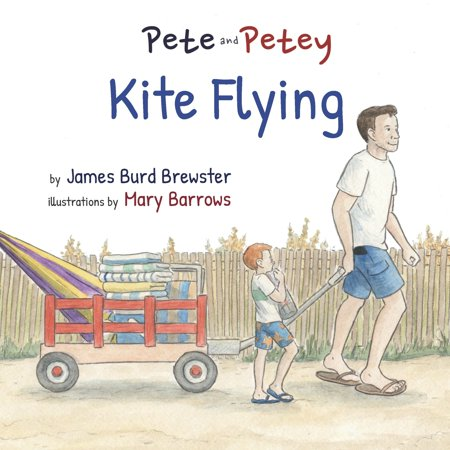 Pete and Petey: Pete and Petey - Kite Flying (Paperback) Flying Kite Book
