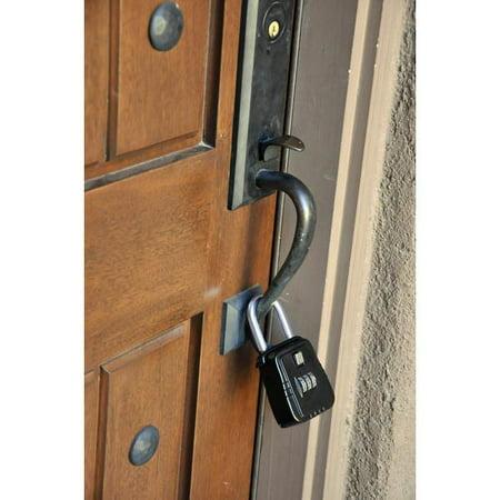 Combination Real Estate Realtor Key Door Knob Lockbox Lock Box ...