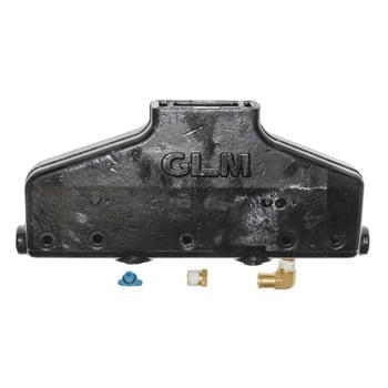 Cross Exhaust (Exhaust Manifold GLM Volvo AQ 430 V6 1993 & Below Pro # 51640 Cross Ref #: 856894 51640)